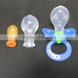 Large Silicone Adult Baby Pacifier With Big plush Size Nipple Teat