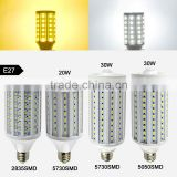 e27 led dimmable 36w led bulb e14 moving head light