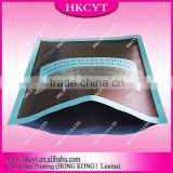 Customized design facial mask packaging bag/High quality facial mask packaging pouch for heat sealed