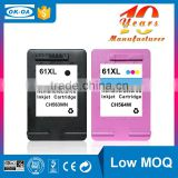 ink cartridge for hp 61xl bulk buy from china