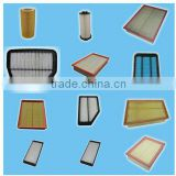 air/oil Filters for car/heavy truck series/cropper series/cabin series/construction machinery