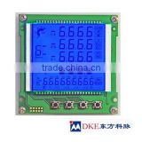 LCD module for energy meters