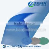 Free samples medical Sterilization crepe paper for packing