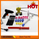 Paintless dent repair tools/Dent puller set/Dent puller+T bar puller