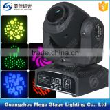 american led dj light inno pocket 15W led mini moving head spot                                                                         Quality Choice