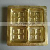 Professional pvc blister packaging,mooncake packing tray OEM design                                                                                                         Supplier's Choice
