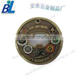 Special design promotional challenge coins bottle opener