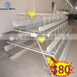 Egg Production Project Poultry Farming Equipment H type design layer chicken cage for Sale