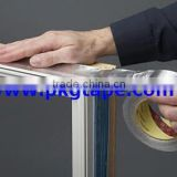 2014 economic product!!! Film Laminated Aluminum Foil Tape to substitute of Aluminum foil tape