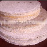 Buffing&polishing cloth sisal abrasive wheels Sisal abrasive wheels