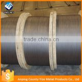 New Premium 50KG Single Head Electro Galvanized Wire Coil                                                                         Quality Choice