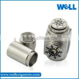 2014 Most hot selling mechanical mod e cigarette stainless steel hammer mod clone