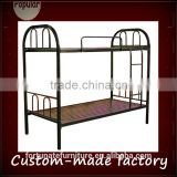 steel keel bar mattress base milltary metal bed frame/ military metal bunk beds