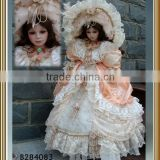 28inch Factory price wholesale porcelain dolls made in china