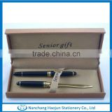 High Quality Metal Stationery Pen Set with Letter Opener And Roller Pen for gift pen set