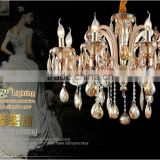 New Arrival CE&UL Approval K9 Crystal Chandelier with Crystal Balls with 8 Arms MD8219 L8 D750mm H1020mm