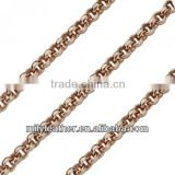 2014 Latest New Gold Chain Designs For Men Metal Chain Necklaces MLCC001