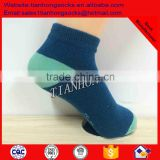 Newest fashion style boys ankle socks 2016