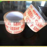 Export to Russia Strong Adhesion Clear BOPP Packing tape