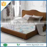 Sleep improvement single or double bed mattress PU sponge mattress