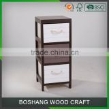 small 3-drawer cabinet under table kids wooden toy storage cabinet wardrobe storage closet