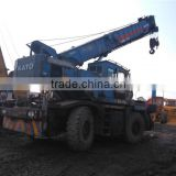 Used 25 ton KATO Rough Terrain Crane, KATO KR25H Original Japan