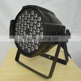 top selling lighting products 54X3w led stage par light