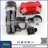 bright led bike light turn signal light / bicycle light set