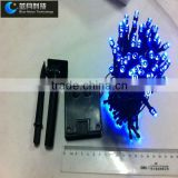 Supply 1.2V Christmas day use outdoor solar angel lights