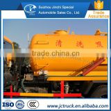 China New 12000Liters high pressure sewer jet vehicle factory net price