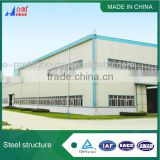 Beautiful steel structure two story building