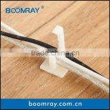 CC935 BOOMRAY Wire Cord Cable Drop Cable Corder Drop Clips Organizer Clip Ties 6P in plastic cable clip