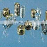 Philips & Philips - Slotted Set Screws
