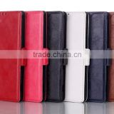 Luxury Leather skin casing for Sony Xperia T2 Ultra