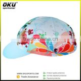customized cycling cap easy wash cooling breathable quick dry plus-size for bike team