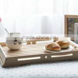 cheap pine wood cooling tray for food