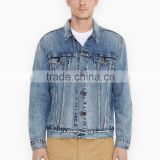 wholesale light blue denim jacket for men                                                                         Quality Choice