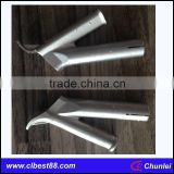 Triangle/round Speed nozzle for plastic welding hot air gun