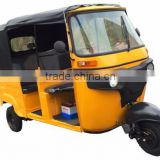 2016 hot sale Shineray motorcycle motorized tricycle bajaj with passenger seat made in China