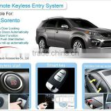Immobilizer Anti-theft Car Alarm System Remote Starter For Kia Sorento