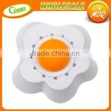 Kitchen Timer Tools Poached Egg Shape for Cooking Alarm Clock Count Down Timer