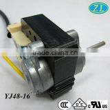 electric Humidifier motor: SP ac motor YJ48type high speed low noise CE/VDE/UL certified