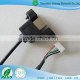 female usb B type to housing customized wire harness cable                                                                         Quality Choice