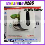 huawei Vodafone mobile wi-fi router R206 vodafone 3g wireless modem