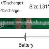 Shenzhen OEM PCM/BMS/PCB For 3.2V(1S) 3A Li-ion Battery Packs led pcb module,custom pcb,pcb factory