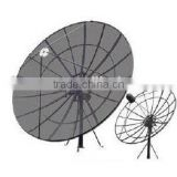 satellite Mesh Dish Antenna 300cm Aluminium factory price