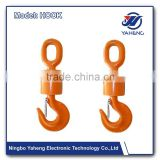 Shackle hook 1t to15t lifting chain crane lifting hook Competitve price Custom Metal swivel hooks