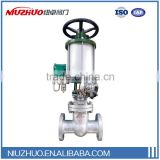 Alibaba hot sale industrial pneumatic gate valve ,professional manufacture ,made in china
