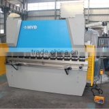 WE67K-40T/1300 small CNC hydraulic press brake machine