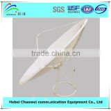 1.8m dish antenna C band prime focus satellite dish antenna